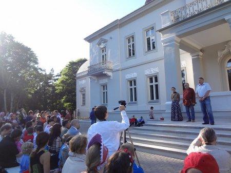 Гала-концерт летней творческой школы в Паланге 2014
