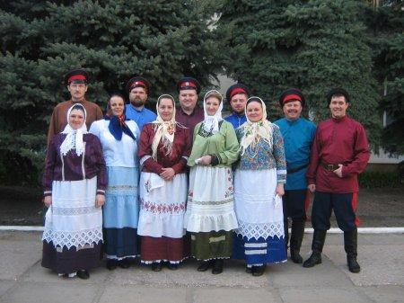 В преддверии IX международного фольклорного фестиваля «Покровские колокола»
