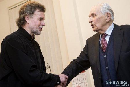 МАЭСТРО САУЛЮС СОНДЕЦКИС – О КАМЕРНОМ ОРКЕСТРЕ РОССИИ