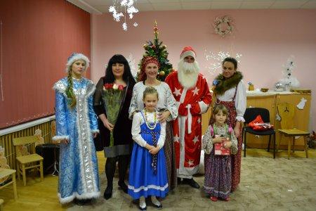 Новый год в школе Славянской Традиционной Музыки 12 фото