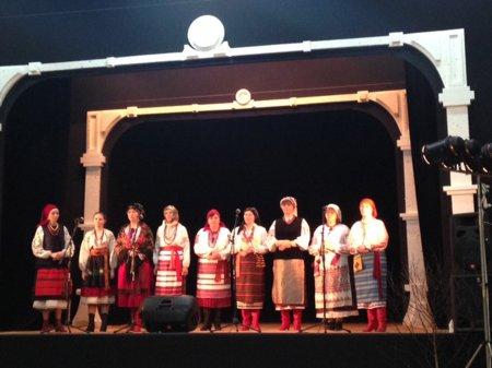 Конкурс наследники традиций - фотографии из Висагинаса