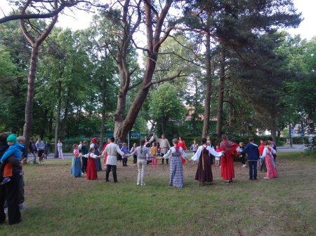 Летняя творческая школа «Традиция» 2015. Фото