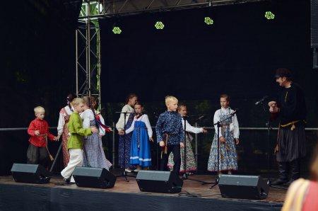 День семьи в Букишкес