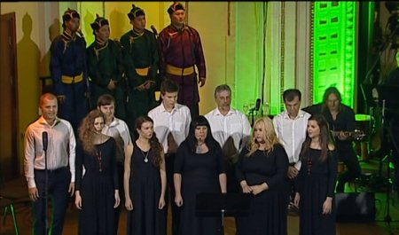 "Video LRT. X tarptautinis folkloro festivalis ""Pokrovskije kolokola 2015"""
