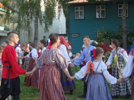 Летняя школа «Традиция» - уникальное  явление в фольклорном мире Европы