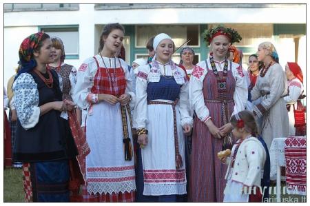 XVII международный фольклорный лагерь – творческая школа  «ТРАДИЦИЯ»  (г. Паланга, Литва)