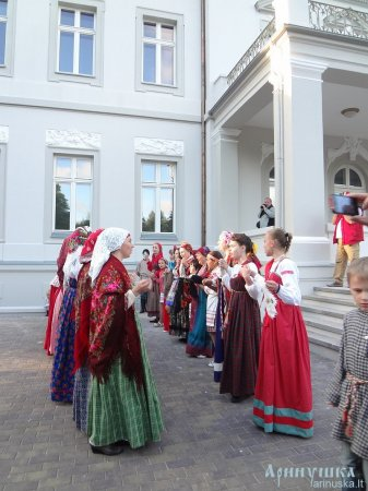 "XVIII international folklore camp - creative school ""TRADITION"" (Palanga, Lithuania)"