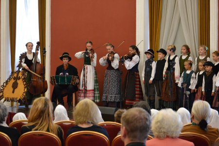 VII Детская фольклорная ассамблея