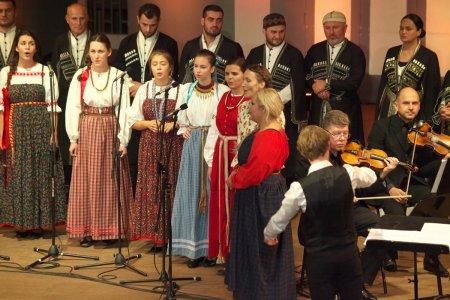 Магия народного романса на фестивале «Православное Рождество в Литве»