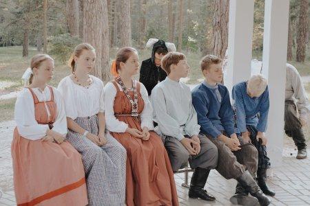 В Паланге открылась XIX международная летняя творческая школа - фольклорный лагерь «ТРАДИЦИЯ»