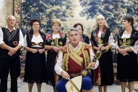 УНИКАЛЬНЫЕ ТРАДИЦИИ. Концерт фольклорных коллективов Литвы и зарубежья