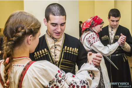 "The XX International Ethnic Culture Camp-School  ""Tradition"" (Palanga, Lithuania)"
