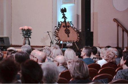XVI международный фольклорный фестиваль «Покровские колокола» в Вильнюсе
