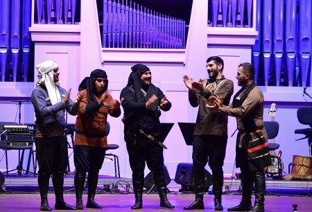 Жемчужина грузинской музыки - ансамбль SHARA BAND в Литве